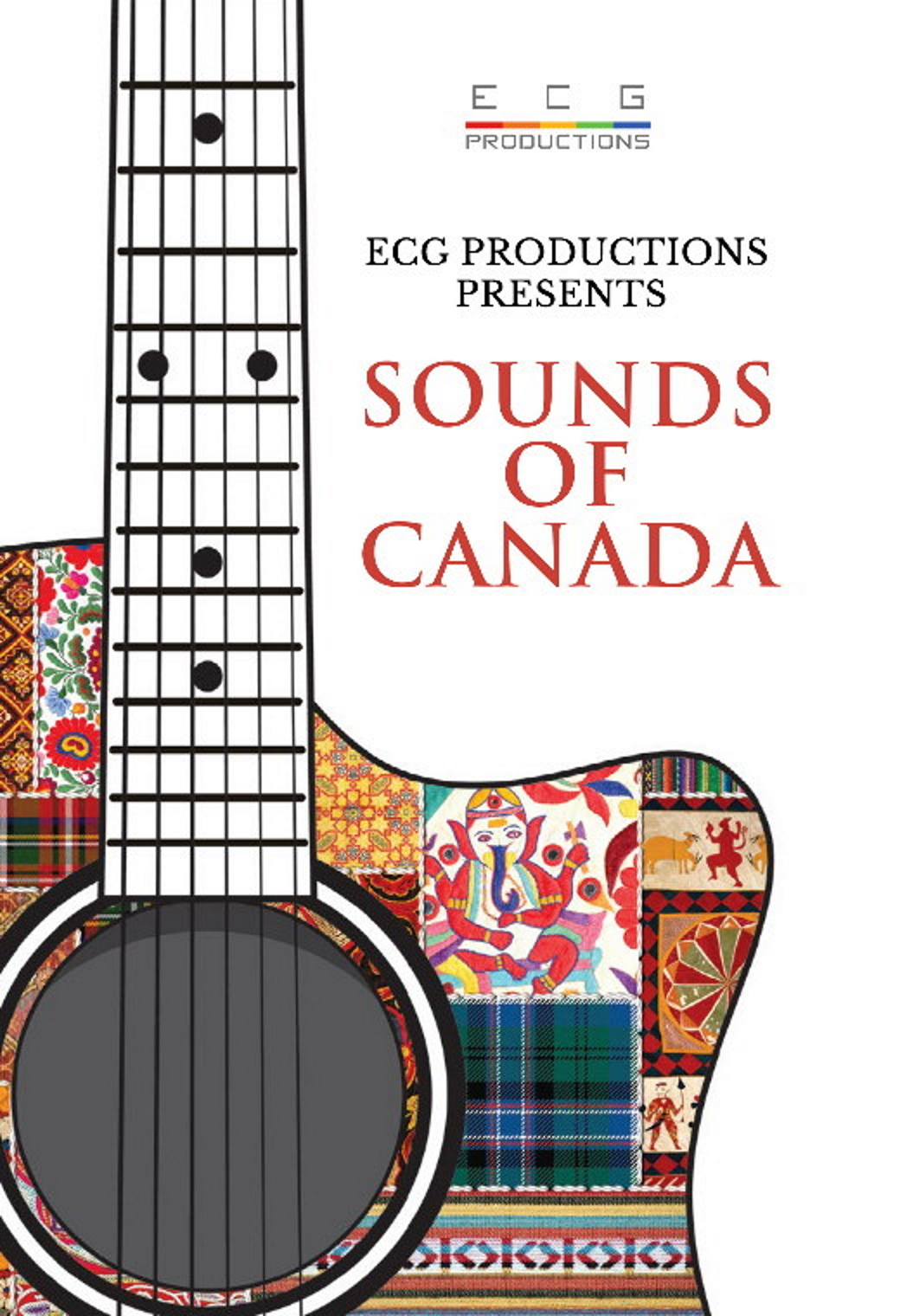 Sounds of Canada Poster (1)